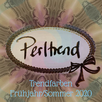 Mode Trend Trendfarben Farben Fashion Colors Fashion Week Frühjahr Spring Sommer Summer 2020