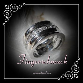 www.perltrend.com Fingerschmuck Fingerringe Ringe