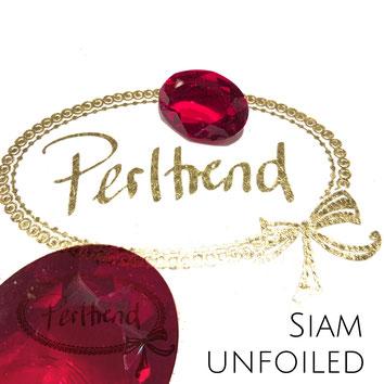 Perltrend Luzern Schweiz Onlineshop Schmuck Perlen Accessoires Verarbeitung Design Swarovski Crystals Crystal original  Fancy Stone oval 18 mm facettiert Indian Siam