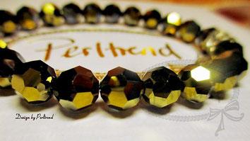 www.perltrend.com dorado Armschmuck Gold Golden Crystals Bracelet Armband Armbänder Armkette Schmuck Jewellery Jewelry Onlineshop Luzern Schweiz Perltrend