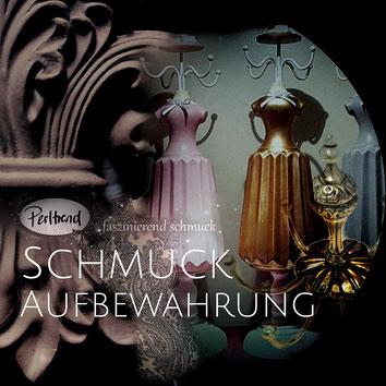 www.perltrend.com Schmuckaufbewahrung Torso Schmuckständer Musikdosen Perltrend Luzern Schweiz Onlineshop Schmuck Perlen Accessoires