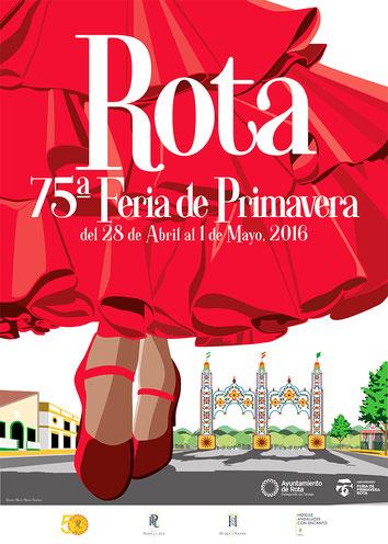 Feria de Primavera en Rota