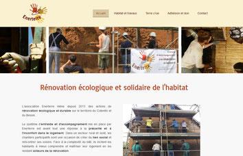 Site web ENERTERRE