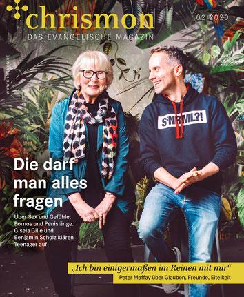 Gisela-Gille,Chrismon,Springer,Springer-Verlag