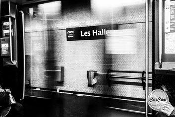 paris, métro, châtelet, street photography, noir et blanc, black and white, art, CarCam, je shoote, travel