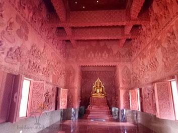 roter tempel koh samui