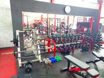 Fitness Koh Samui o2k