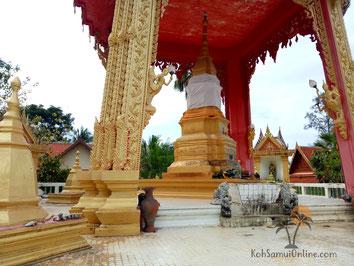 temples in thailand koh samui