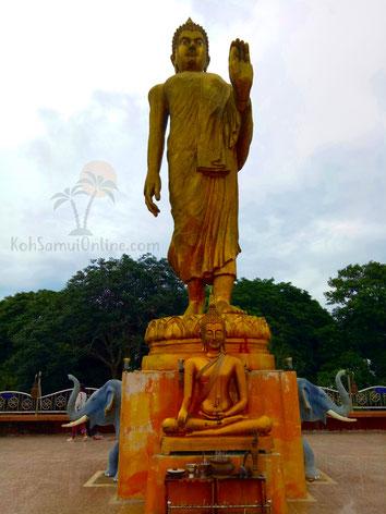 tempel thailand koh samui Pra Buddha Teepangkorn