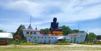 tempel thailand koh samui Wat Bo Phuttharam