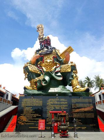 Chinesicher Tempel Koh Samui