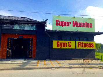 Super Muscles Gym
