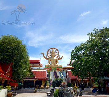 Koh samui attractions big buddha