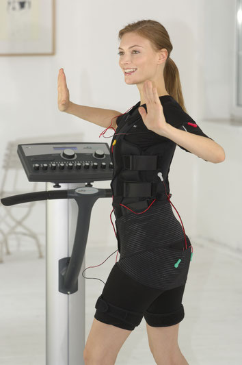 EMS-Training mit Miha Bodytec