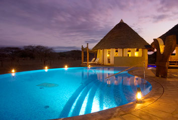 Severin Camp Tsavo West Kenia