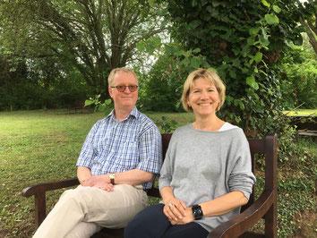 Herr Johannes Hammer und Frau Dorothea Zeeb