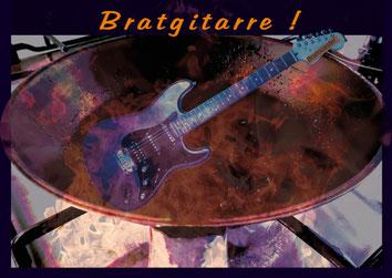 "Bratgitarre! /  ""Bratocaster"" (Bestellnummer: JoP05)"