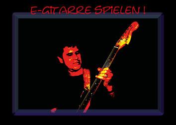 E-Gitarre spielen! (Bestellnummer: JoP06)