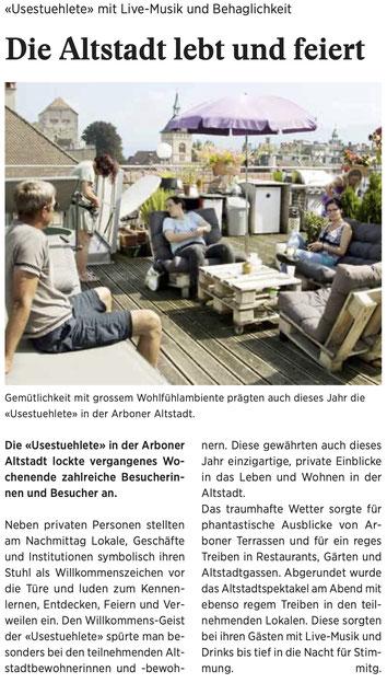 Wochenzeitung Felix, 06.09.2019