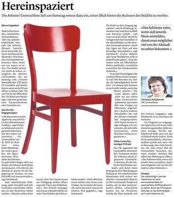 Thurgauer Zeitung, 28.08.2019