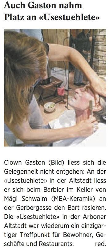 Wochenzeitung felix, 08.09.2017