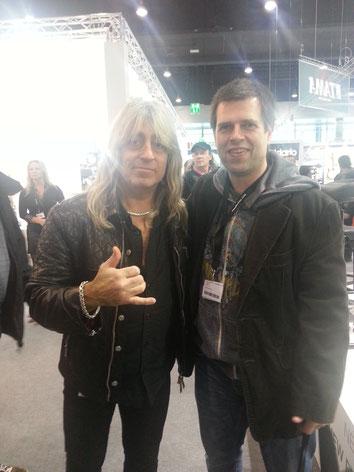 """""""Rock'n'Roll!"""" mit Mikkey Dee (Motörhead)"""
