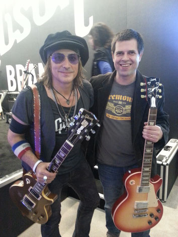 Ryan Roxie (Alice Cooper, Slash's Snakepit)