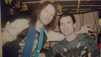 Paul Gilbert (u.a. Mr. Big, Racer X)