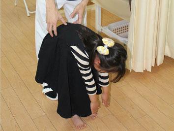 京都市中京区烏丸にある畠鍼灸院整骨院 子供姿勢矯正 おすすめ