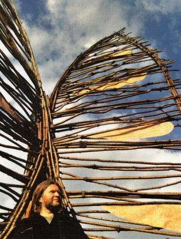 Rêve d'un papillon - Roman GORSKI - Futuroscope 2008