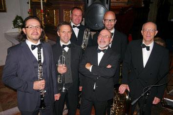 Jazzhouse Company 2013: Musik für St. Leonhard