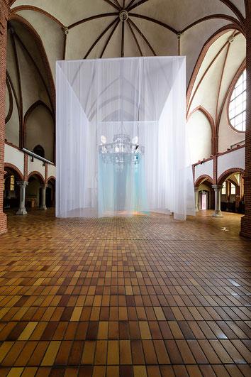Installation AN GE SICH T, Foto: Uwe Niklas
