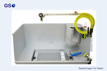 Beispiel Druckwasseranschluss