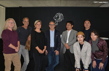 UDA artists as guests in Leone Ming Agentur