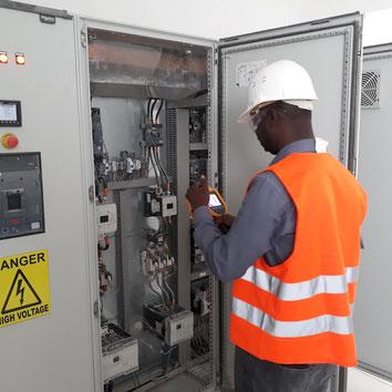 M-CO, Contrôle thermographique des installations électriques