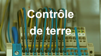 audit des installations électriques : contrôle de terre