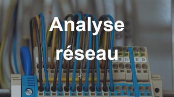 audit des installations électriques : analyse réseau électrique