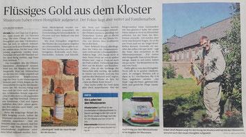 Artikel erschienen in der Neuss-Grevenbroich Zeitung