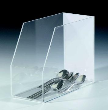 Boîte à couvert 9910021, FMU GmbH, Accessoires pour le snacking