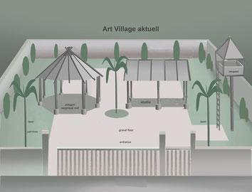Draft Art Village neu