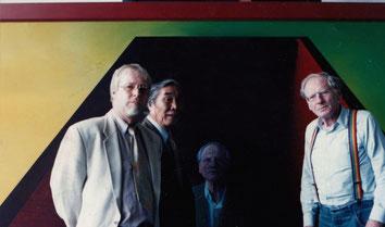 Begegnungen, Rudolf Hausner, Japan