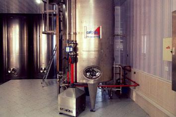 Ферментеры для изготовления уксуса, CETOTEC