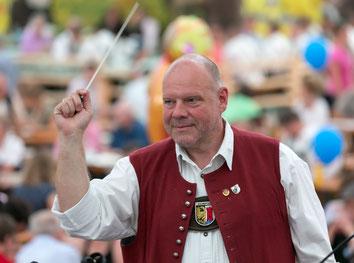 Stadtkapellmeister Thomas Frasch