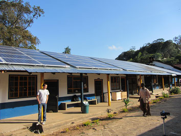 Independent power supply for Lutindi-Mental-Hospital - Tanzania (20 kWp)