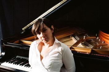 Die Pianistin Maria Lettberg