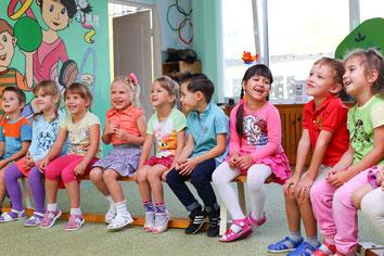 Messekindergarten Bodenseekreis Kinderbetreuung Bastelaktion