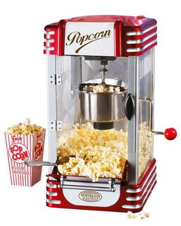 Gebrauchsanweisung Popcornmaschine