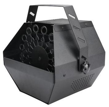Gebrauchsanweisung Seifenblasenmaschine für Hochzeiten