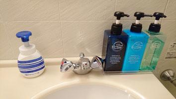 バスルーム備品