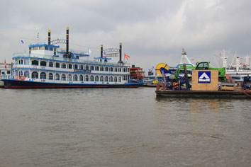 Louisiana Star; Hamburger Hafen